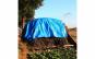 Prelata albastra impermeabila, 5 x 6 m