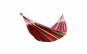 Hamac multicolor, din bumbac si poliester si poliester, 200 cm  X 75 cm, ZN0026