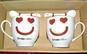 Set cescute de cafea Smile cup, la doar 28 RON in loc de 50 RON
