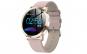 Bratara Smartwatch Techstar® CF18 Eleganta  cu Waterproof P68 si Multiple Functii Fitness  Compatibil iOS & Android  Roz