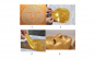 Masca fata cu cristale Colagen si pudra din Aur Gold Powder 24K Anti-age