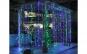 Instalatie 340 LED - ploaie de lumini
