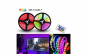 Banda LED RGB cu led 5050 si telecomanda