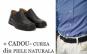 Pantofi cu elastic, pe talpa Epa + CUREA, din piele naturala, confortabili, flexibili si usori - cod 125