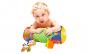 Perna de burtica pentru bebe + accesorii de joaca