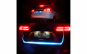 Banda portbagaj auto LED, cu 4 functii: pozitie, semnalizare secventiala, avarii, marsarier