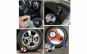 Compresor auto cu 3