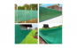 Plasa verde pentru gard