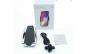 Suport telefon cu inchidere automata motorizata, incarcare wireless, senzor infrarosu