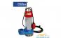Pompa de apa de imersie pentru apa poluata si curata 2200 W  PRO 2200A   GUEDE 75805