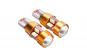 Set 2 leduri pozitie w5w super canbus, lupa, premium
