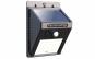 Set 2 lampi solare cu senzor de miscare, 20 LED