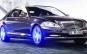 Set 2 LED-uri solare pentru jante auto