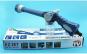 Pistol de apa cu 8 tipuri de jet EZ JET