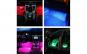 Kit lumini ambientale rgb smd 7 culori