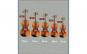 Vioara clasica din lemn 3/4 toc inclus