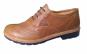Pantofi Oxford maro pentru dama, din piele naturala 100%