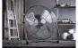 Ventilator din metal