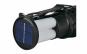 Lanterna solara cu acumulatori
