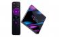 Mini PC TV Box H96 Max  Android 9.0  UltraHD 4K  60fps  4GB RAM  64GB ROM  5G WiFi  Bluetooth 4.1  Cu IPTV