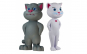 Set 2 jucarii interactive: pisicile Talking Tom si  Talking Angela