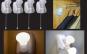 Set 4 becuri Handy Bulb