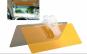 Parasolar auto HD cu functie pentru zi/noapte +  Cadou Set 2 perechi ochelari zi/noapte model HD Vision