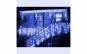 Instalatie tip turturi, 8 metri cu 200 de leduri - Albastra