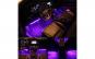 Set 4 benzi 9 LED ambientale auto
