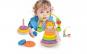 Jucarie Montessori stivuire si labirint