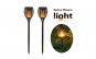 Lampa solara efect iluminare torta