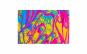 Tablou Canvas Jocul Culorilor 95 x 125 cm