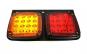 Lampa stop SMD 2001AL (stanga) Voltaj: