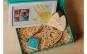 Set cadou pentru mama si bebelus, Rama foto cu amprenta, si Cutiuta de lemn pentru pastrarea dintilor de lapte Black Friday Romania 2017