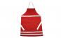 Sort de bucatarie cu buzunar, JAMIE OLIVER, unisex, 100% bumbac, 61 x 91.5 cm, utility apron, rosu Black Friday Romania 2017