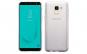 Husa protectie slim, Samsung Galaxy J6 2018, Silicon Transparent