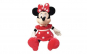 Jucarie Plus Minnie Mouse Rosie - 25 cm