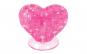 Puzzle 3D  model inima de cristal  46