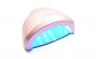 Lampa UV LED Hybrid 48W SUNone- Double L Black Friday Romania 2017