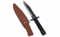 Cutit Maceta Rambo First Blood, 6mm grosime,  36 cm, teaca, busola
