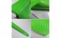 Folie carbon 3D verde latime 1.27m