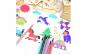 Set Montessori Sabloane desen, 56 piese Black Friday Romania 2017
