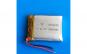 603443 - Acumulator Li-Polymer - 3,7 V - 900mah - 43x34x6 mm