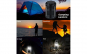 Set 2 lampi solare+Felinar Led Panou