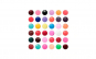 Set 36 geluri colorate Coco Color Gel Black Friday Romania 2017