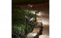 Lampa solara LED de gradina cu difuzor de lumina