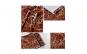 Folie autoadeziva imitatie marmura maro 60 x 300 cm