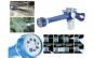 Pistol de apa cu 8 tipuri de jet - perfect pentru casa, gradina, masina
