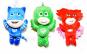 Eroii in Pijamale: Set 3 jucarii din plus