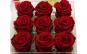 Cutie 9 trandafiri